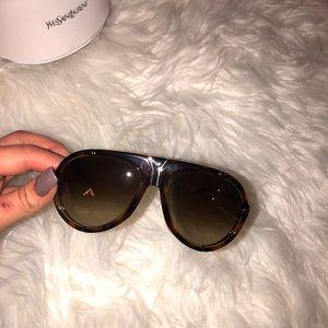 Yves Saint Laurent sunglasses!